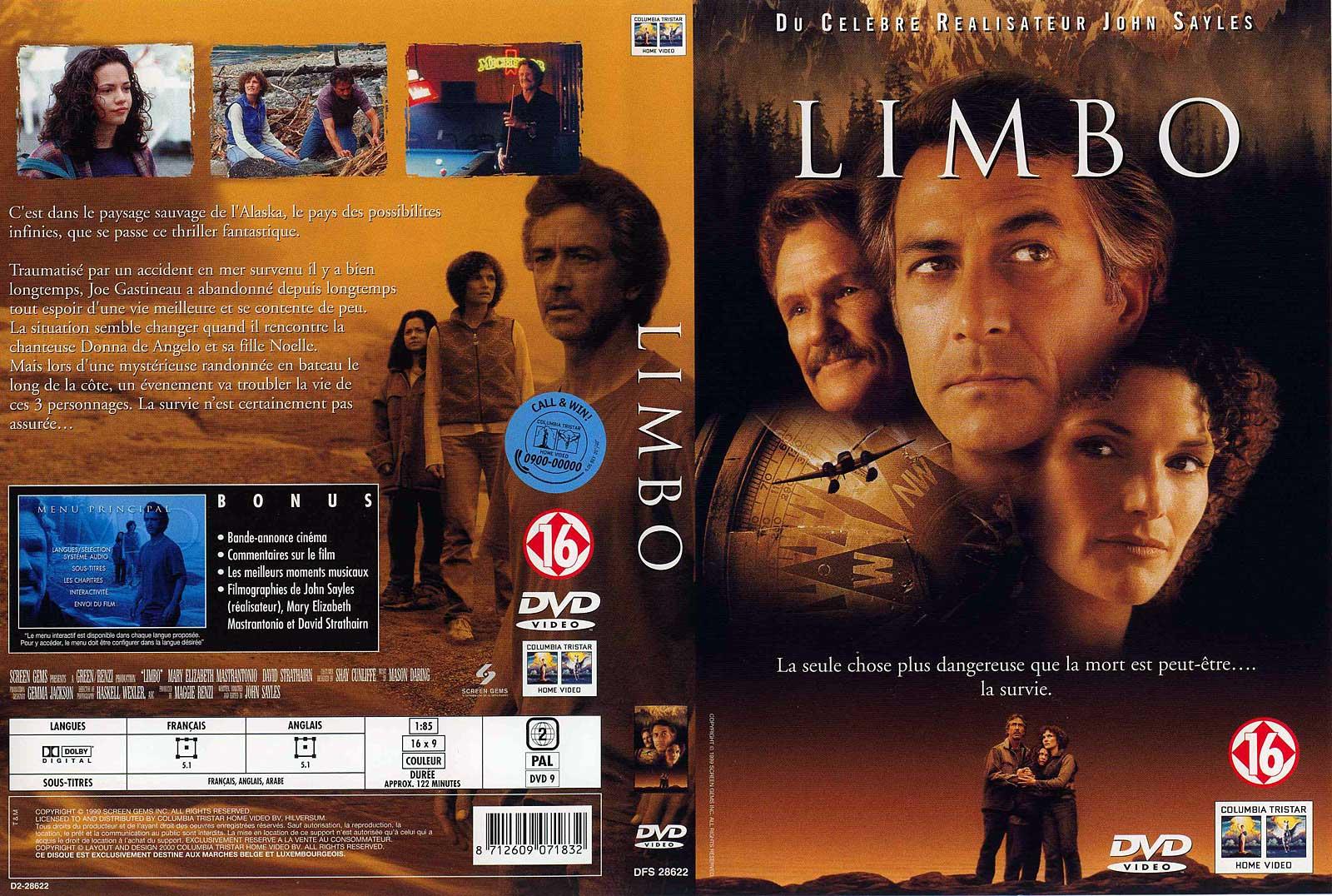 Jaquette DVD Limbo